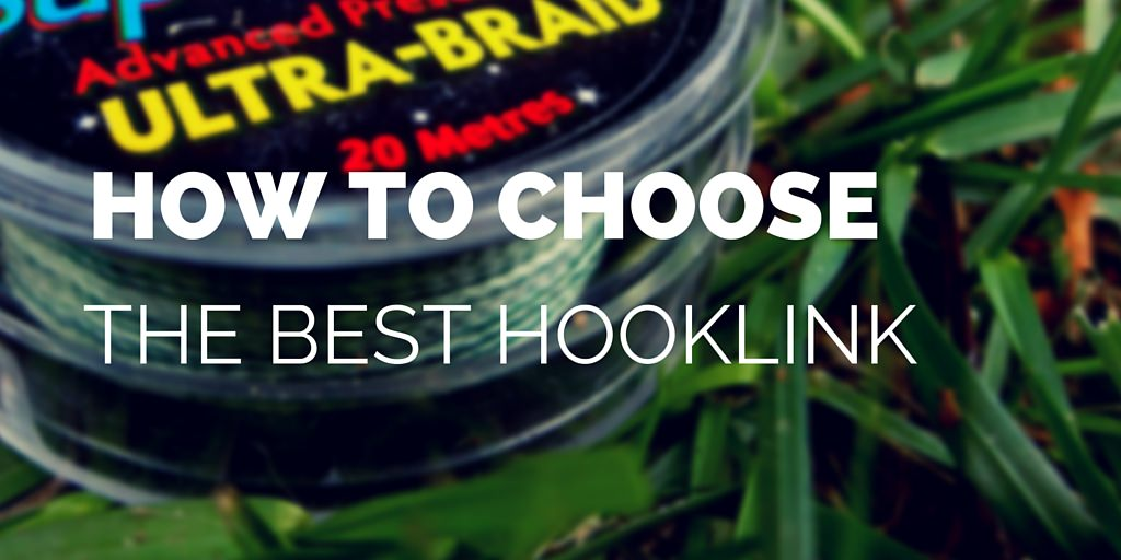 how to choose the best hooklink material