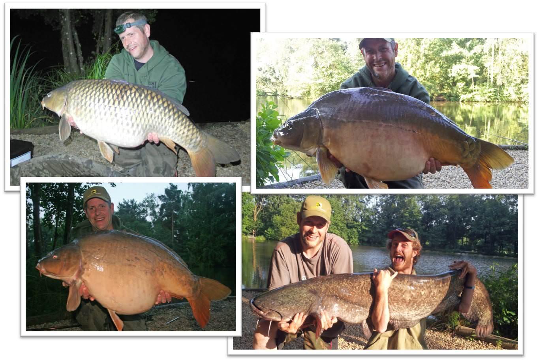James-carp-catfish-fishing-holiday-france