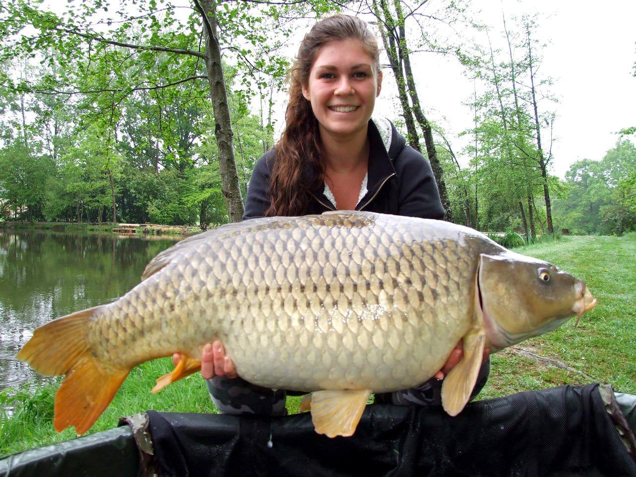 Beausoleil 2015 carp and cat fishing highlights