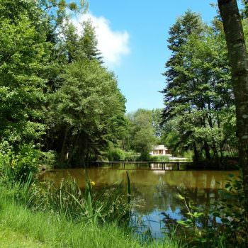 exclusive carp fishing venue in france with accommodation