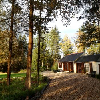 lodge for carp fishing in france