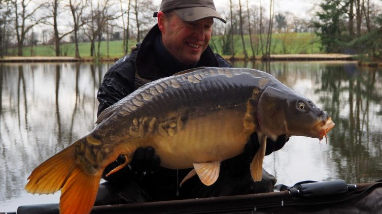 New mirror carp added at Beausoleil
