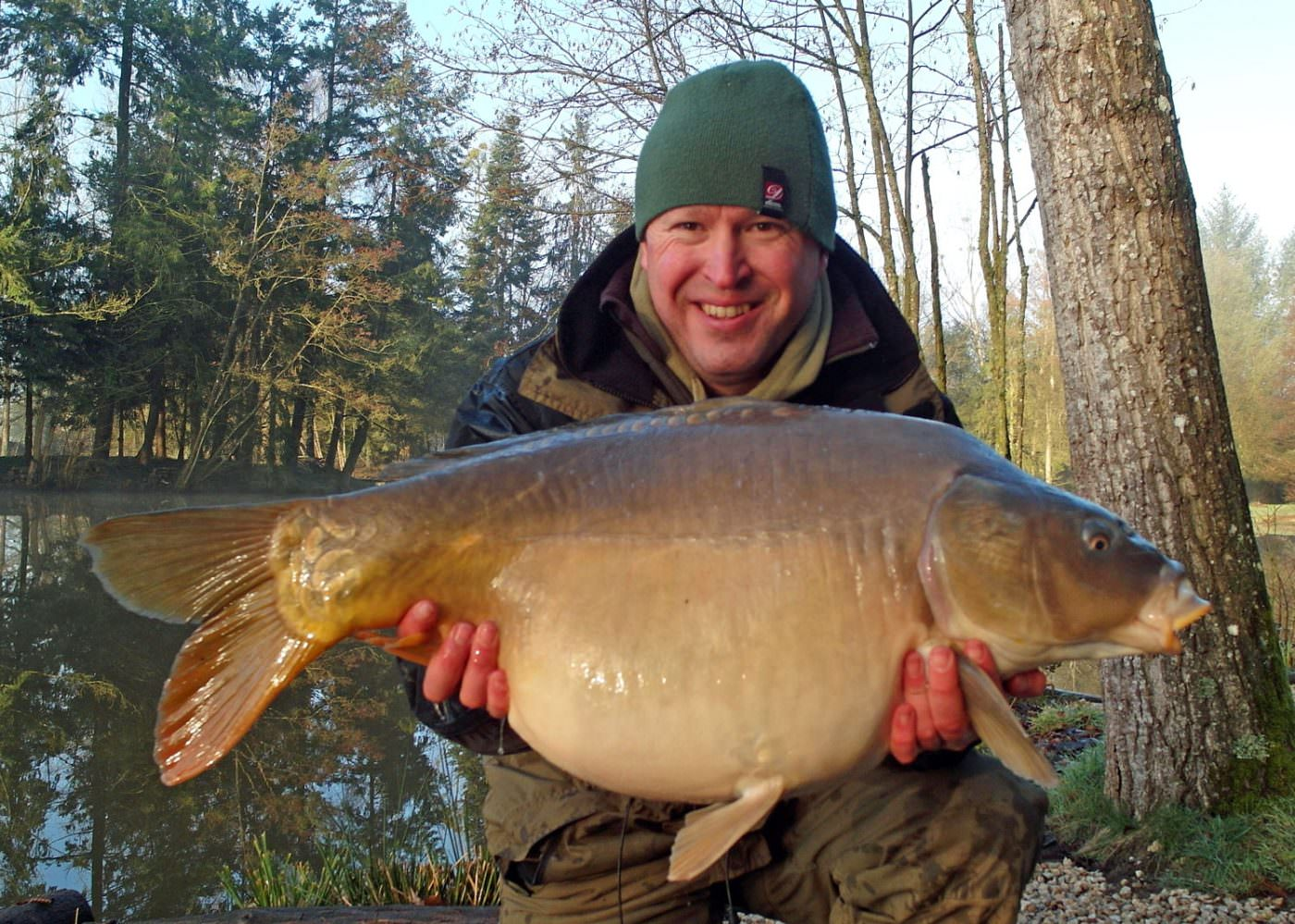 Tips and tactics to catch carp in the winter months
