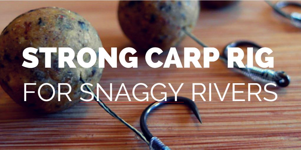 best rig for catching river carp