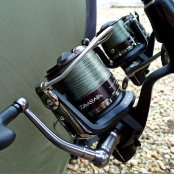 how to choose your mainline for carp fishing