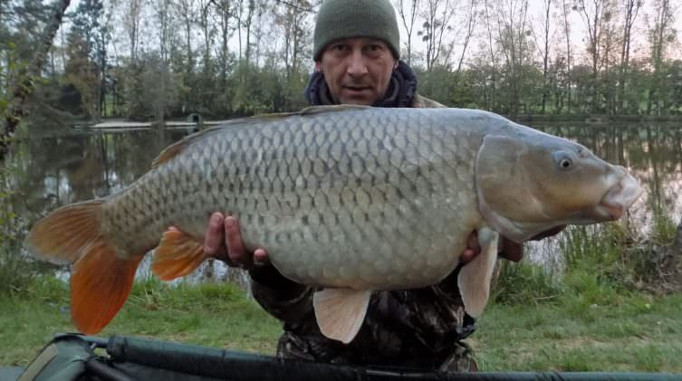 Exclusive Carp and Catfish Holidays in France - Beausoleil Catch ...