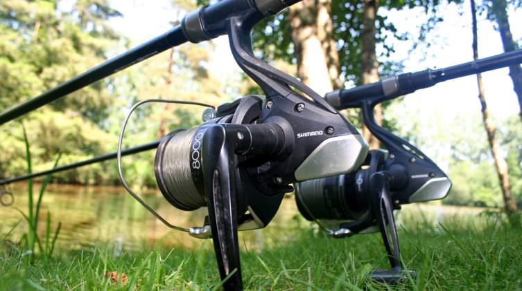 best way to spool a carp reel