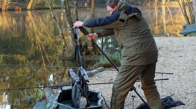 blanking carp fishing