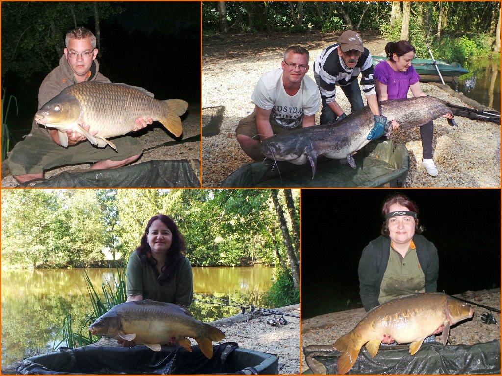 exclusive carp fishing holidays image