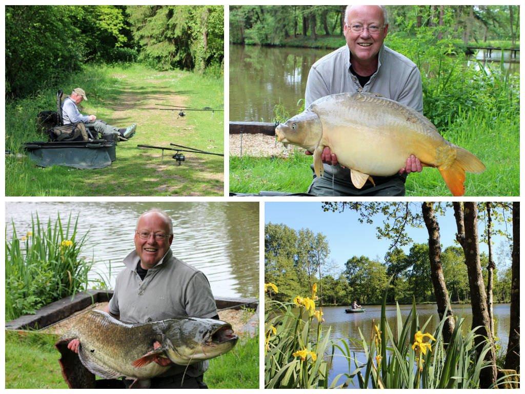 exclusive carp fishing holidays at beausoleil