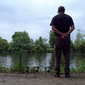 How I caught my first <b>30lb</b> carp from the river