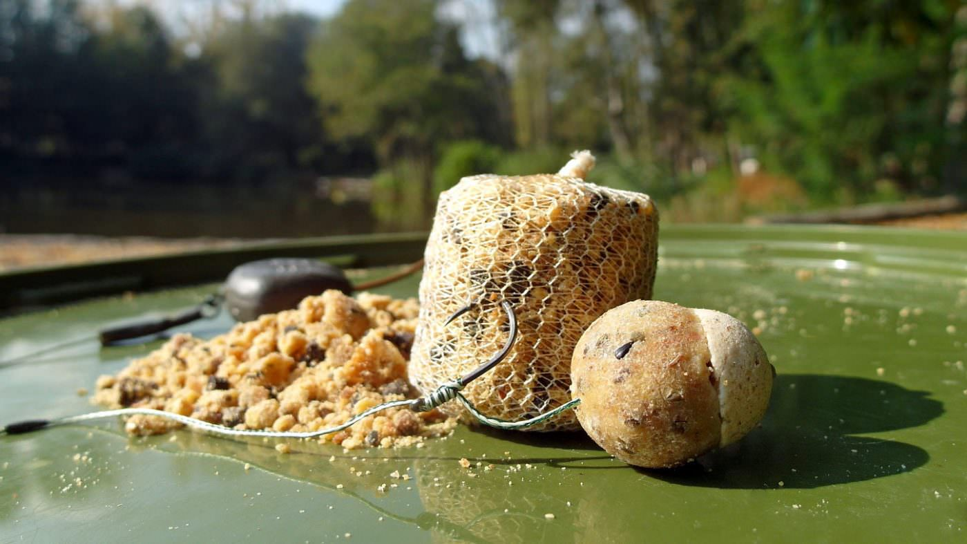snowman-rig-with-pva-stick for stalking-carp