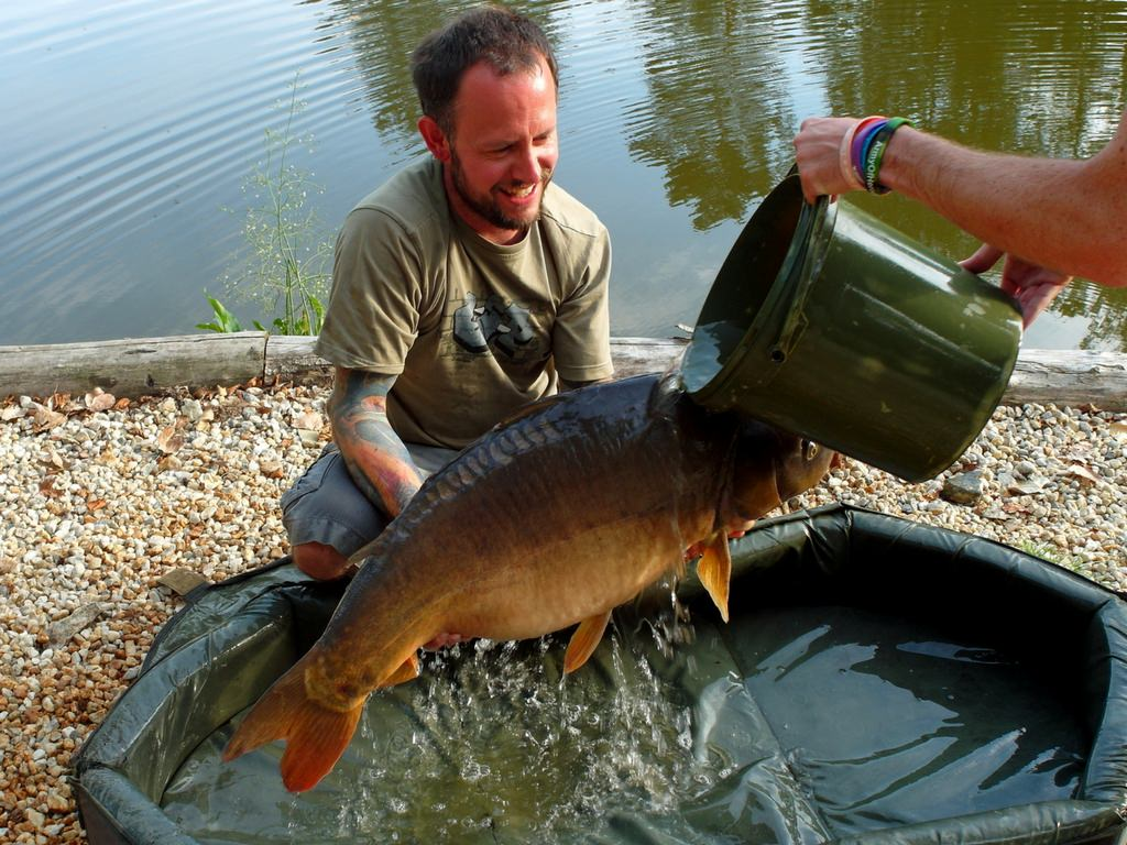 Exclusive Carp and Catfish Fishing Holidays in France ...