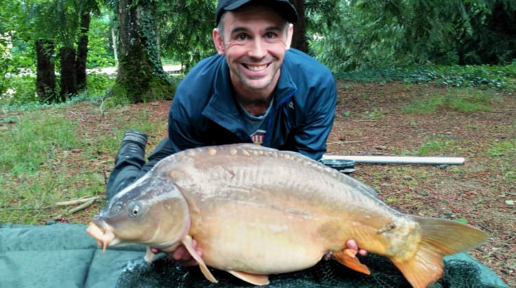 Another 30lbs+ mirror stalked off the Island