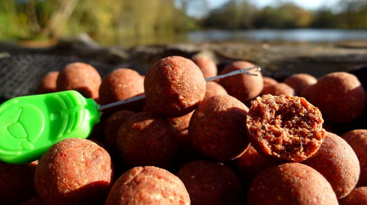 Beausoleil shrimp and cray home rolled boilies