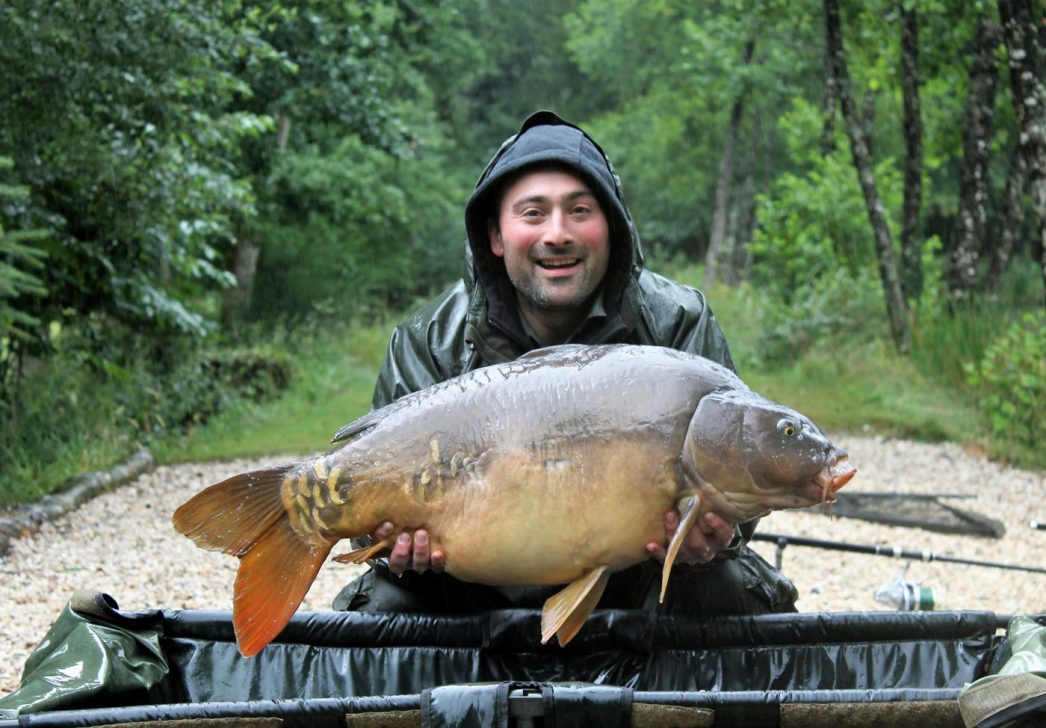 Simon with Scalpel at 36lbs