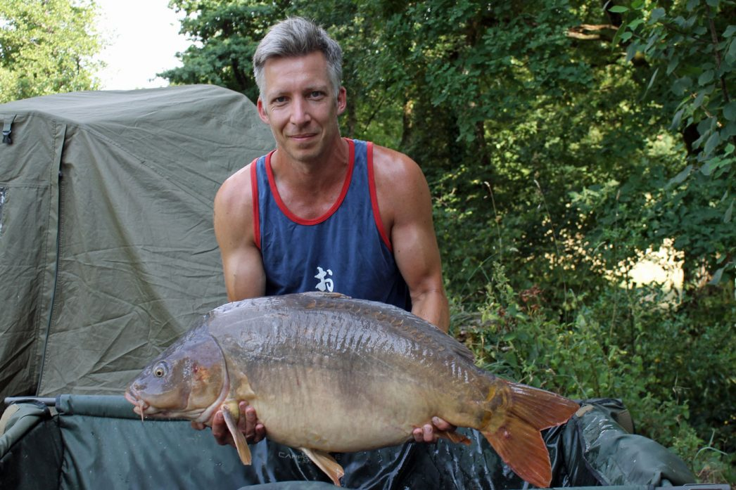 Steven with Hyphen at 37lbs