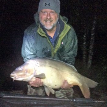 Mark with Janus at 31lbs