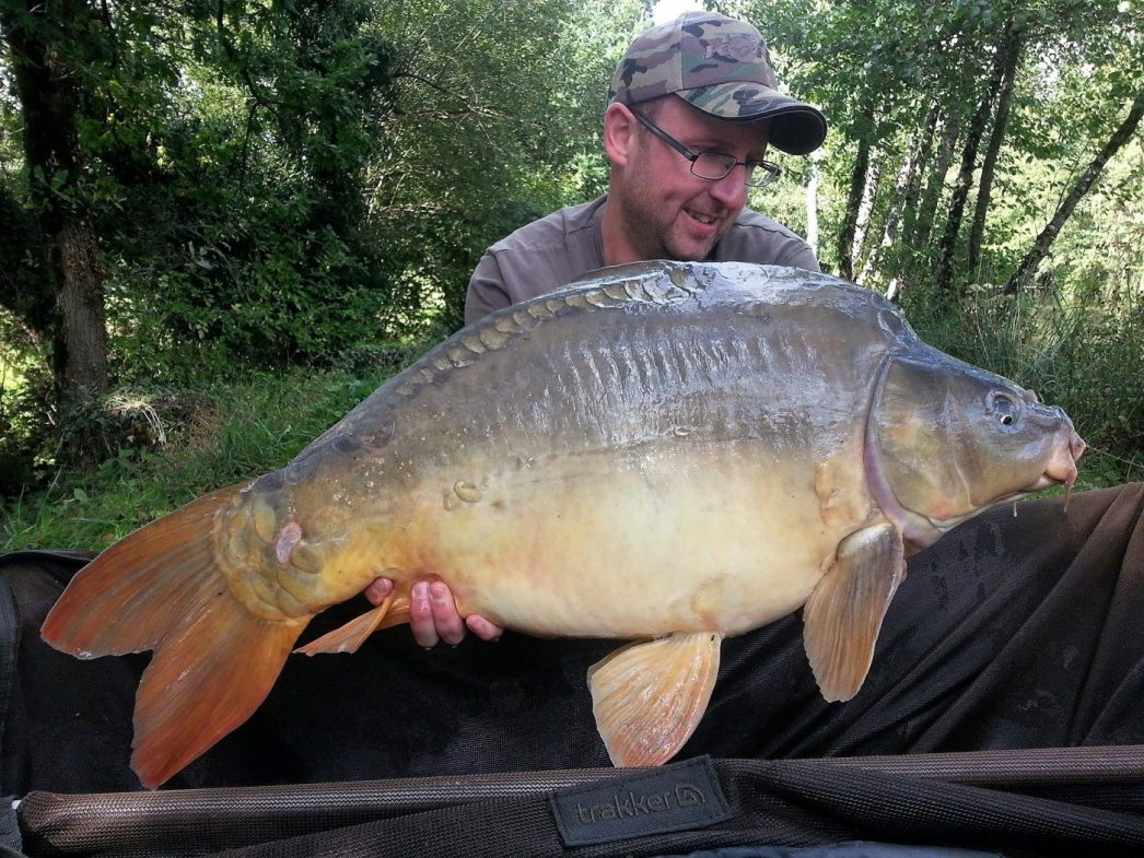 Jon with Batman at 28lbs 13oz