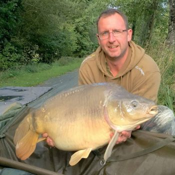 Jon with Charlie Brown at 27lbs