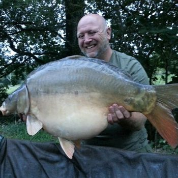 Nathan with Galaxy at 32lbs 5oz