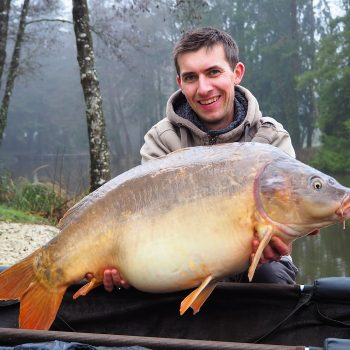 Alexandre with Hypen at 35lbs