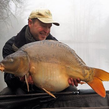 Matt with the Little Football at 30lbs 8oz_b