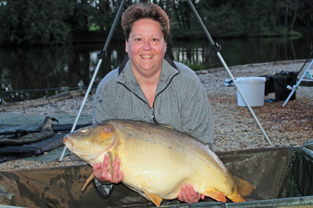 Loes with Hyphen at 36lbs 8oz