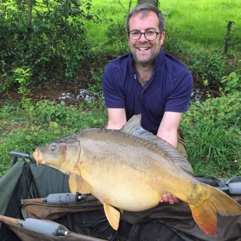 Ed with Fan Tail at 36lbs