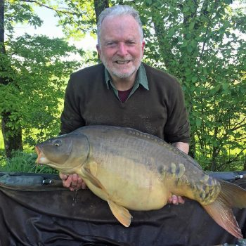 Richard with Scalpel at 36lbs