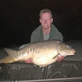Colin with the Big Apple at 39lbs