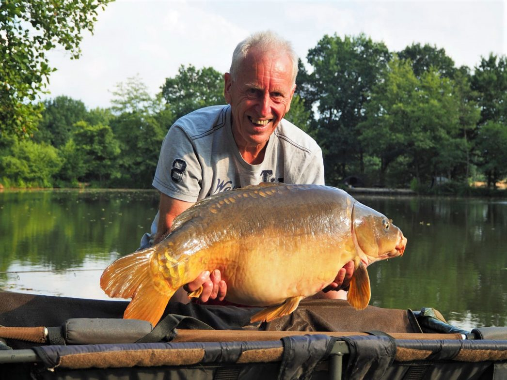 Graham with Claws at 30lbs