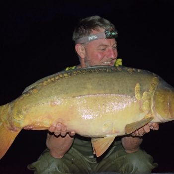 Jon with Magnum at 32lbs