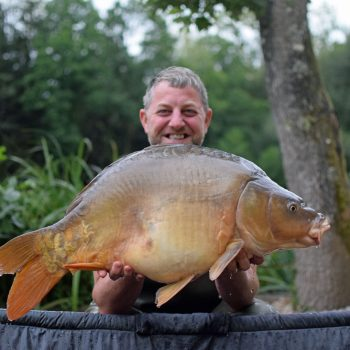 Jon with the Little Football at 24lbs