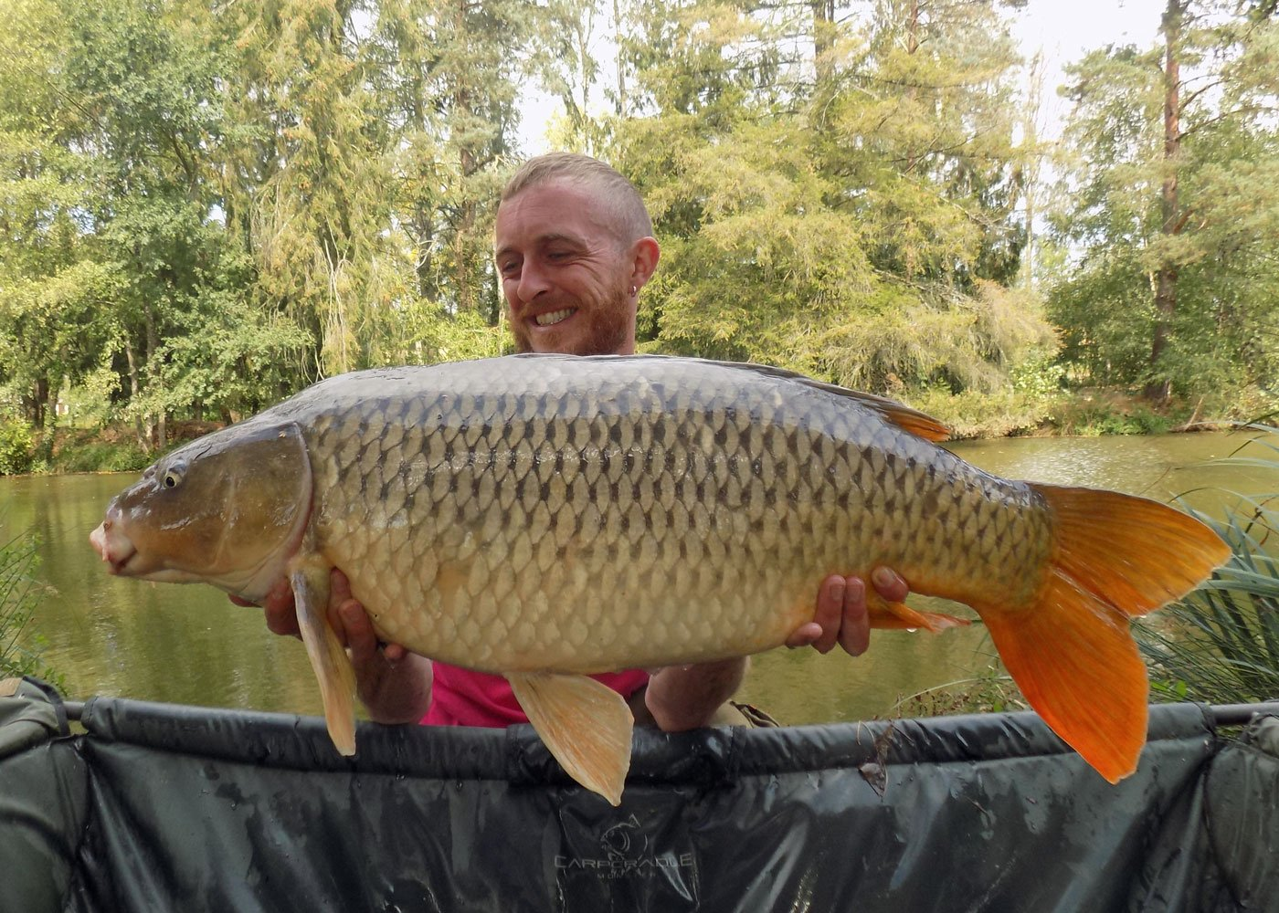 Mark with a 25lb common