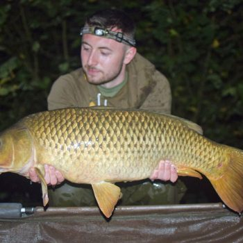 Max with a 24lb common