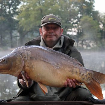 Rob with Janus at 28lbs
