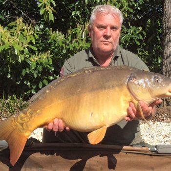 Neill Stephen nets huge common carp to follow up lake <b>Record</b> ...