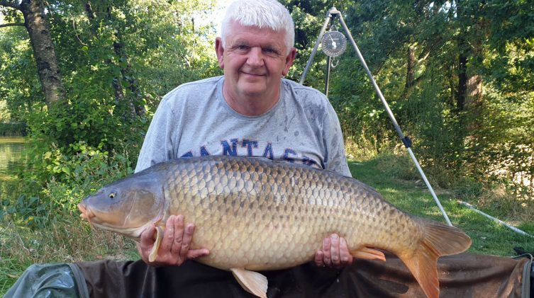Carp Fishing Holiday in France at Beausoleil