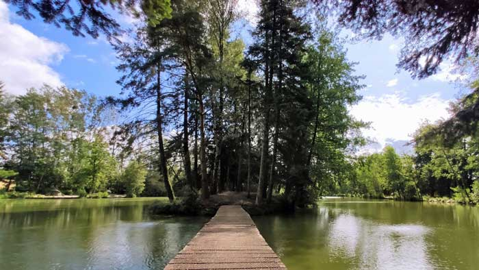 Carp Fishing in France for Couples at Beausoleil
