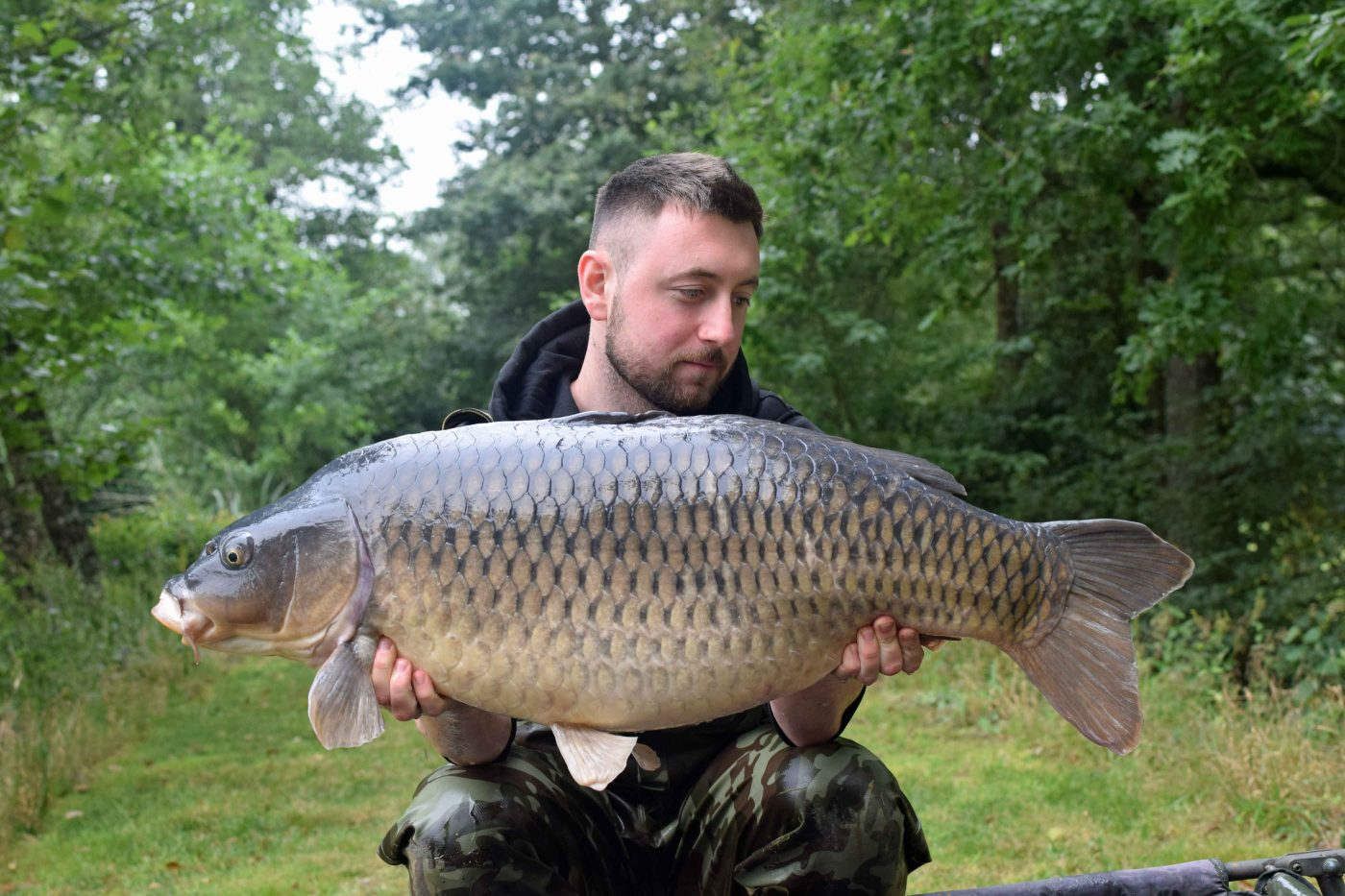Max with the Phantom common at 36lbs 4oz